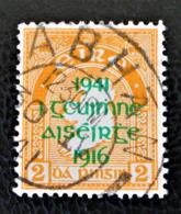 SURCHARGE 1941 - OBLITERE - YT 93 - MI 83 - 1937-1949 Éire