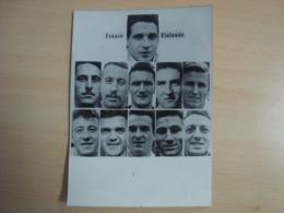 PHOTO DE PRESSE FOOTBALL FRANCE FINLANDE - Sports