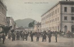 Liguria - Imperia - Ventimiglia - Piazza Della Stazione - - Imperia