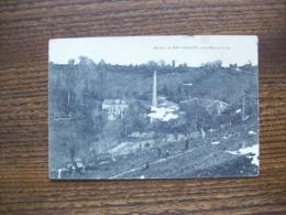 Carte Postale Ancienne Du Moulin De Rassouillet, Près Mareuil/Lay - Mareuil Sur Lay Dissais