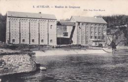 Moulins A Eau Auvelais Moulins De Grognaux - Moulins à Eau