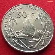 French Polynesia 50 Francs 1995 KM# 13 Polynesie Polinesia - Französisch-Polynesien