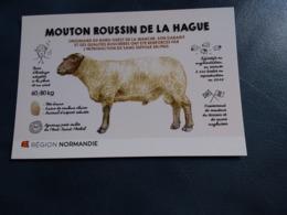 MOUTON ROUSSIN DE LA HAGUE NORMANDIE - Autres
