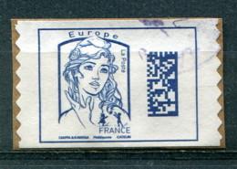France 2016 - Autoadhésif YT 1216 (o) Sur Fragment - Frankreich