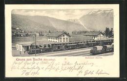 AK Buchs, Bahnhof - SG St. Gall