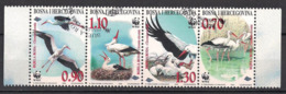 Bosnien-Herzegowina  (1997)  Mi.Nr.  132 - 135  Gest. / Used  (2bl-06.8)+ - Bosnien-Herzegowina