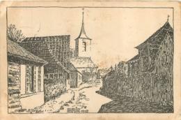 BRIE CARTE ALLEMANDE 1915 - Autres Communes