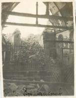 BOUILLANCOURT PHOTO ALLEMANDE 11.50 X 8.50 CM - Autres Communes