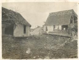 BOUILLANCOURT PHOTO ALLEMANDE  11 X 9 CM - Autres Communes
