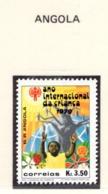 YEAR INTERN. OF CHILD - ANGOLA  - Mi. Nr. 626 - NH - (6532-26.) - Angola