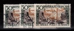 YV 1114 Oblitéré En 3 Exemplaires Cote 4,20 Euros - France
