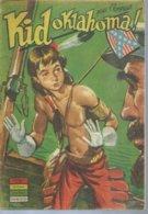 KID OKLAHOMA !  N° 31  -  S.A.G.E. 1954 - Sagédition