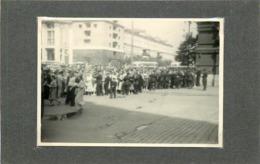 RUSSIE - Moscou, Le Mausolé (photo Années 40/50, Format 10cm X 7cm) - Lieux