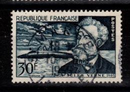 YV 1026 Oblitere Jules Verne Cote 6 Euros - France