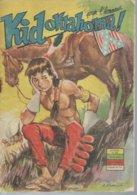 KID OKLAHOMA !  N° 33  -  S.A.G.E. 1954 - Sagédition