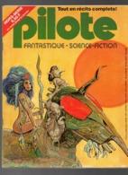 Pilote N°65 Bis Fantastique - Science-fiction - Petite Annie Au Pays Des Songes - Vous êtes Cuits - Chute à Tiroirs 1979 - Pilote