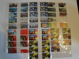 54 Phonecards From Liban - All Different - Libano