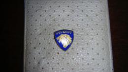 Peugeot Enamel Pin Badge - Peugeot