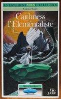 LDVELH - DEFIS ET SORTILEGES - 1 - Caïthness L'élémentaliste - Gallimard 1995 - Jeux De Société