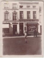 Commerces - Pharmacie D. Thiry -  Animé - à Situer - Photo 9 X 12 Cm - Lugares