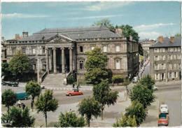 LIMOGES - Place D'Aine - Voiture : Citroen DS - Peugeot 404 - Panhard - - Limoges