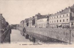 RENNES - LE QUAI DUGUAY-TROUIN  (18) - Rennes