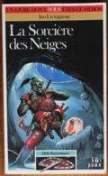 LDVELH - DEFIS FANTASTIQUES - 9 - La Sorcière Des Neiges - Gallimard 1994 - Jeux De Société