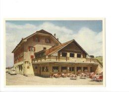 22432 -  Les Mosses Hôtel Du Col Bonne Et Heureuse Année Voir Scan Dos - VD Vaud
