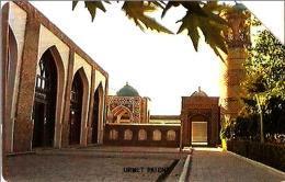 UZBEKISTAN(Urmet) - Mosque, Toshkent Taksofoni First Issue 25 Units, Used PHONECARD (LOT - 5 - 44 -2019) - Uzbekistan