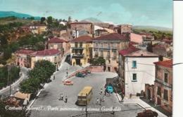 Campania - Salerno - Contursi - Parte Panoramica E Piazza Garibaldi - - Salerno