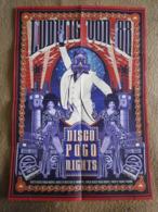 AFFICHE LUDWIG VON 88 - Disco Pogo Nights - BEN HITO - Manifesti & Poster