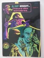 RELIURE 2 N° IL EST MINUIT…(ARTIMA ALBUM 1): LA MARQUE SANGLANTE (CARL WESSLER)- UN ASSASSIN HABITE CHEZ MOI 1982 - Magazines Et Périodiques