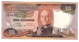 ANGOLA100ESCUDOS1972P101UNC.CV. - Algerien