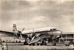 DPT 31 AEROPORT DE TOULOUSE-BLAGNAC D.C 4 Cie AIR ALG2RIE - Aérodromes