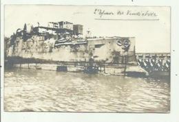 0ostende Fotokaart - Oorlog 1914 -18 , Verzonden1919 - Oostende