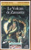 LDVELH - DEFIS FANTASTIQUES - 39 - Le Volcan De Zamarra - Gallimard 1995 - Gezelschapsspelletjes