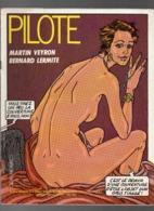 Pilote N°90 L'amour Aveugle, La Jalousie Tamise - Green, Starr, Drake Du Trois étoiles - Kelly Green Le Contact De 1981 - Pilote