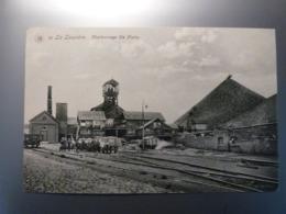 Belgique, Hainaut, La Louvière, Charbonnage Ste-Marie. - La Louvière