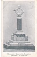 RONCIGLIONE (VT) - Monumento A Umberto I Inaugurato Il 10 Giugno 1906 - F/P - V: 1907 - Viterbo