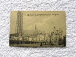 Mechelen   De Kathedraal   1919 - Mechelen