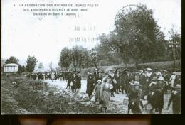 LAUNOIS  UNION JEUNESSE CATHOLIQUE - France
