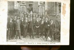 LE WARIDON   UNION JEUNESSE CATHOLIQUE - France
