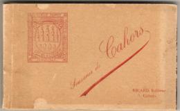 D46  CAHORS   Souvenir De Cahors Carnet De 18 Cartes  ............   ( éditions Girma - Ricard ) - Cahors