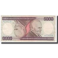 Billet, Brésil, 5000 Cruzeiros, KM:202a, TTB - Brasilien