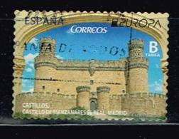 Spanien 2017, Michel# 5154 O  Europa (C.E.P.T.) 2017 - Castles - 1931-Heute: 2. Rep. - ... Juan Carlos I