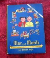 MAR UND MORITZ Max And Moritz By Wilhelm Busch - Bücher, Zeitschriften, Comics
