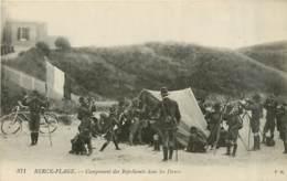 62* BERCK PLAGE Campement Scouts                MA95,0138 - Berck