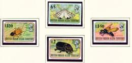 BRITISH INDIAN OCEAN TERRITORY  -  1975 Wildlife Set Unmounted/Never Hinged Mint - Territorio Britannico Dell'Oceano Indiano