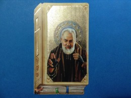 Santino Holy Card SAN PIO EDIZ BIBLIA 8 - Santini