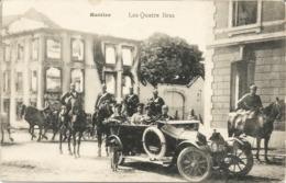 BATTICE (Herve) - Guerre 1914-1918 - Les Quatre Bras - N'a Pas Circulé - Guerra 1914-18